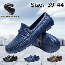 casual shoes, Flats, leather shoes, lazyshoe