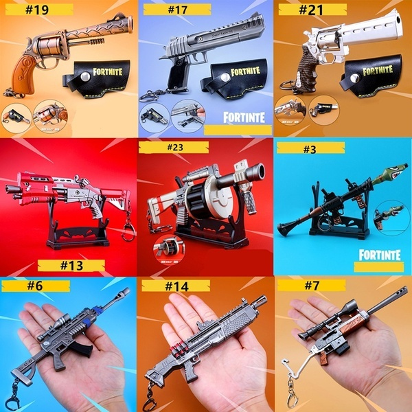 weaponmodel, metalmodel, Toy, Key Chain