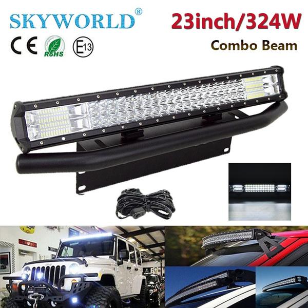 Truck, offroadsuvboatatvjeep4x4wd, Lighting, lights