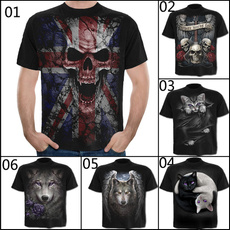 Goth, Shorts, Cosplay, Sleeve