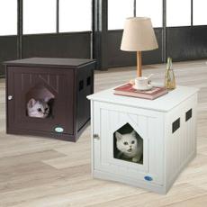Box, minimalist, Pets, house