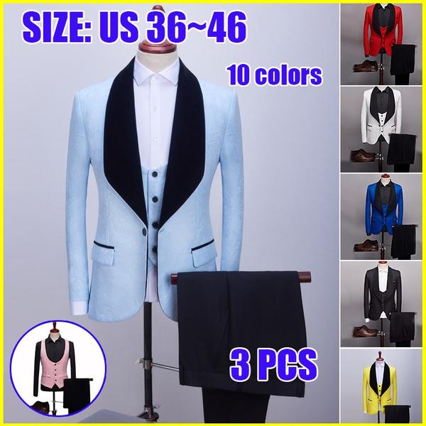 Blues, pink, Fashion, Tuxedos