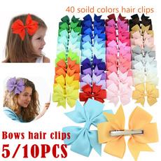 Colorful, jojosiwa, bowhairclip, Hair Pins