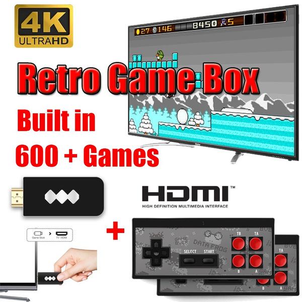 Box, Mini, Video Games, familygaming