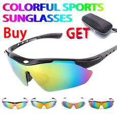 Відпочинок на природі, Colorful, Sports Glasses, Motorcycle