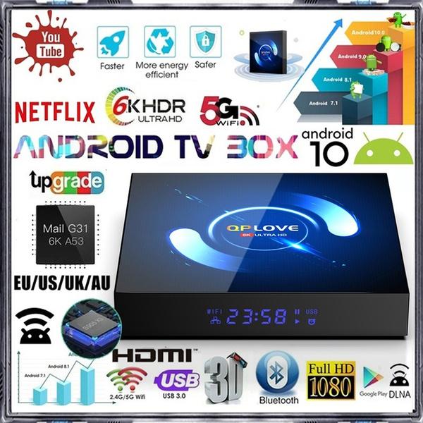 Box, mediaplayer, quadcore, android10