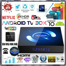 Box, mediaplayer, quadcore, android10