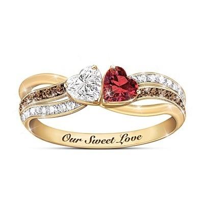 Fashion, Love, wedding ring, gold