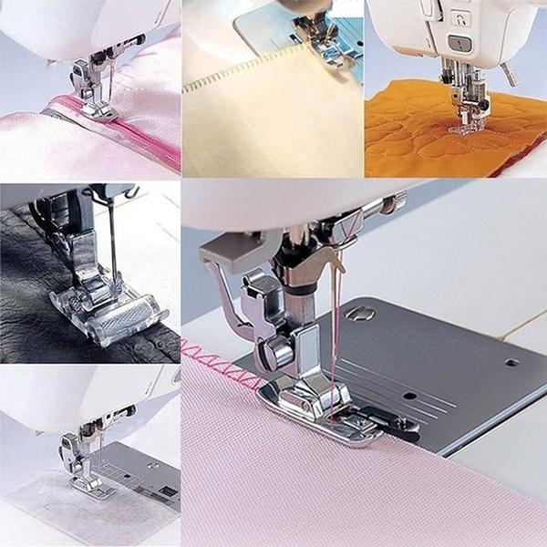 overcastingfootforsewingmachine, overedgefoot, sewingmachinepresserfoot, Sewing