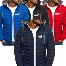 Jacket, mencottonhoodie, chaquetasdeinvierno, Coat