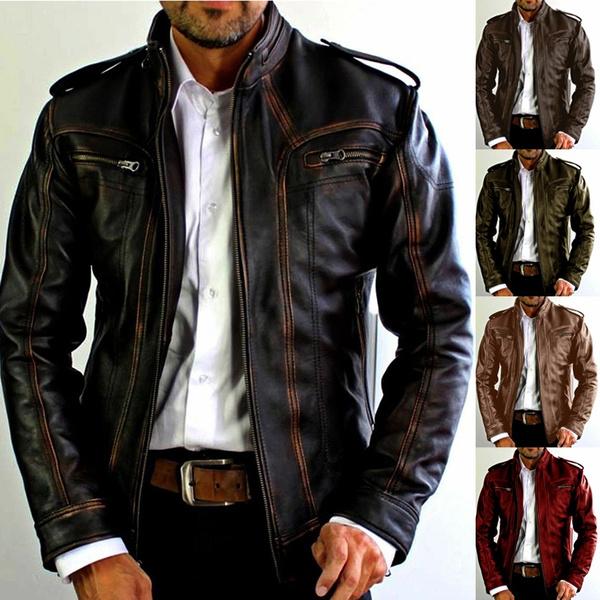 bikerjacket, Fashion, Long Sleeve, Motorcycle