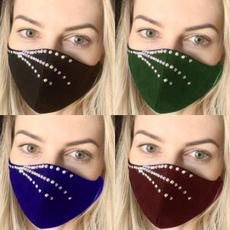 mouthfacemask, mouthmuffle, unisex, blingmask