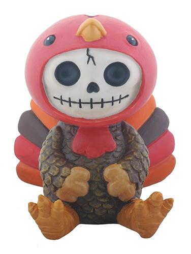 turkey, Figurine, Cosplay, Skeleton