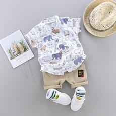 kidsboy, Summer, Shorts, Shirt