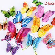 butterfly, simulationbutterfly, Butterflies, Pvc