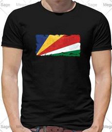short sleeves, Mens T Shirt, Fashion, tshirt men