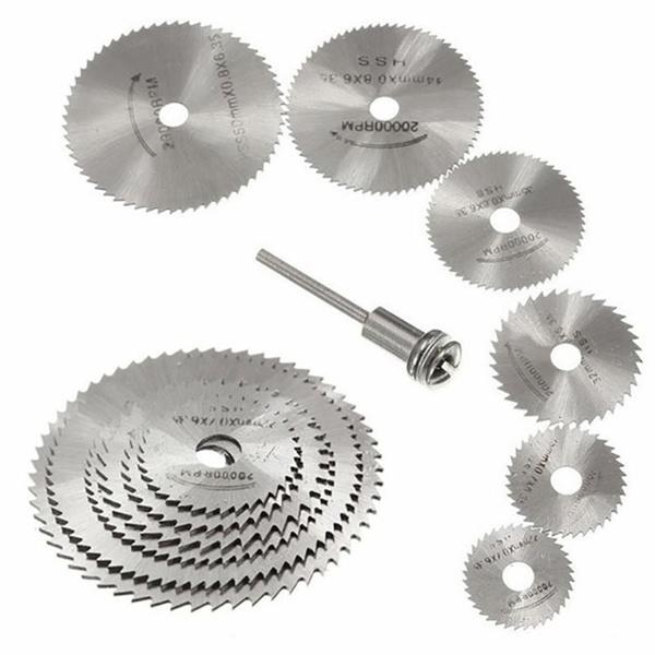 Steel, Mini, tablesawblade, abrasivetool