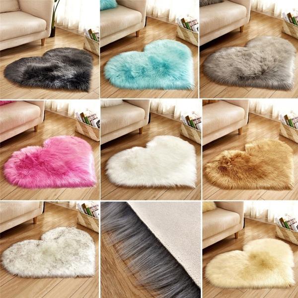 Home Decor, Love, Mats, fluffy