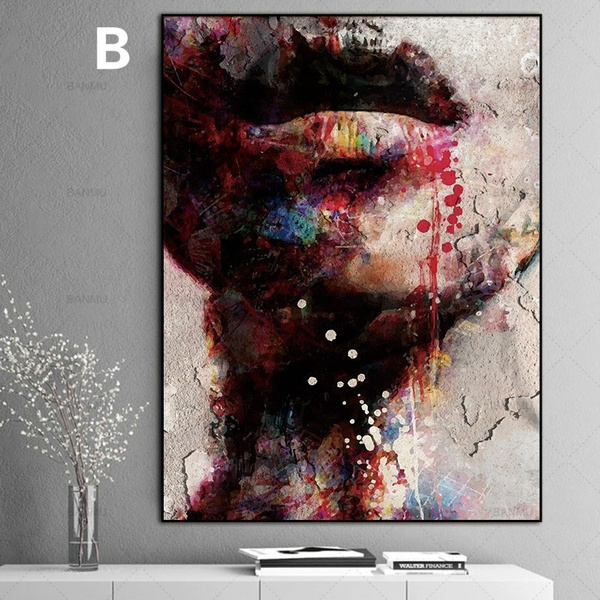 canvasdecor, canvasart, abstractstyle, Home Decor