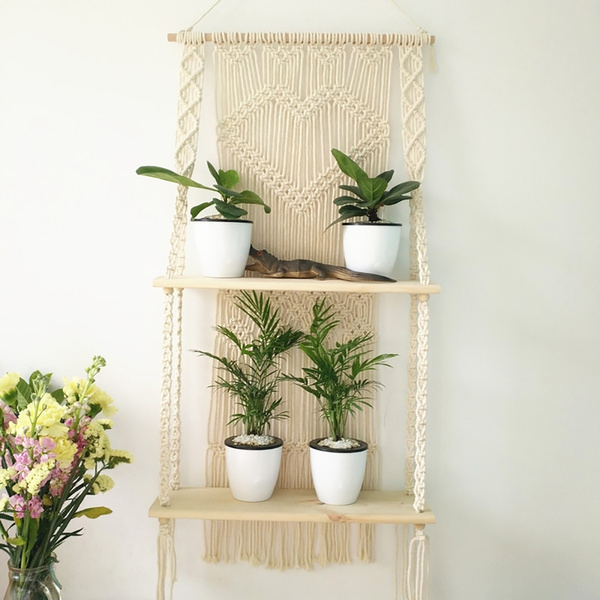 Tassels, Wall Art, wovenwallhanging, Handmade