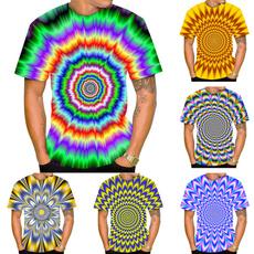 Mens T Shirt, Shorts, roundnecktshirt, allovertshirt