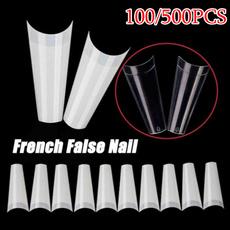 acrylic nails, art, frenchnail, Beauty