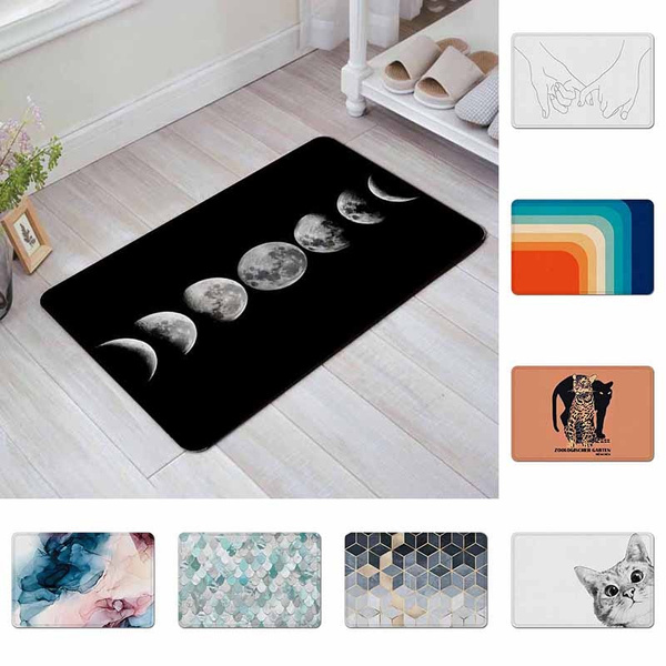 doormat, Bathroom, Door, Home & Living