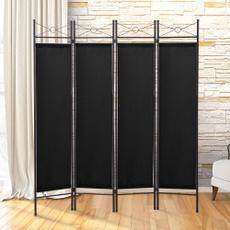 foldingscreen, roomdivider, Home Decor, 4panelroomdivider