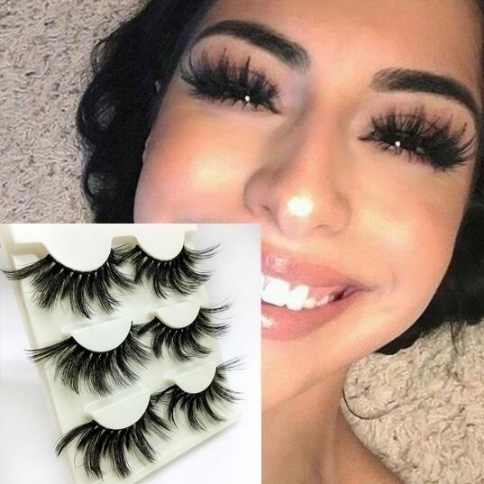 False Eyelashes, minklashe, Makeup, Beauty