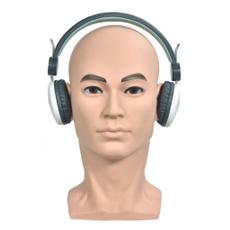 malewigmannequinhead, wig, Head, Fashion