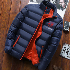 Dodge, Slim Fit, hooded, Winter