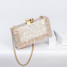 Box, Shoulder Bags, fashion women, Fashion