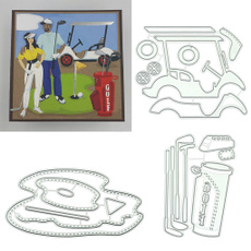 album, Decor, Golf, golftool