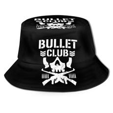 Punk Hats, Outdoor, albumcoverfishingcap, Bullet