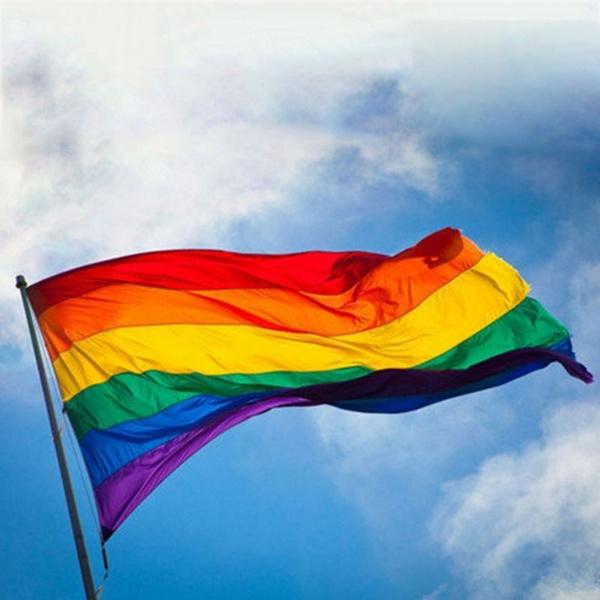 colorfulflag, rainbow, Colorful, gay