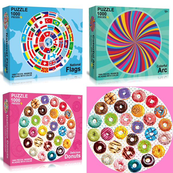 Toy, Colorful, Gifts, puzzlestoy