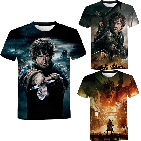 Fashion, Cotton, hobbit, hobbitprint