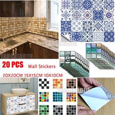 PVC wall stickers, Kitchen & Dining, Kitchen & Home, pvcfloorsticker