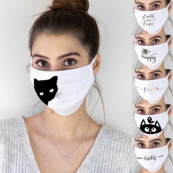 cute, warmmask, dustmask, Funny