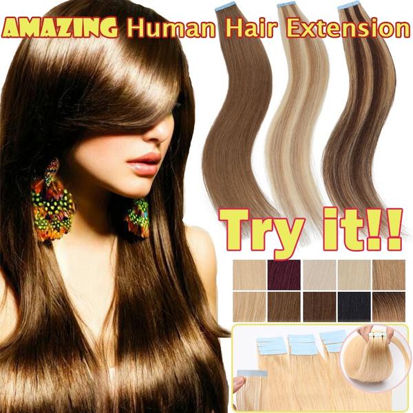 wigshumanhair, extensionshumanhair, Hair Extensions, tapeinhumanhairextension