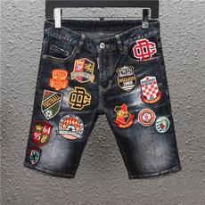 Summer, Fashion, Romantic, pants