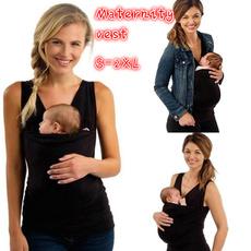 Vest, lactationvest, sleeveless tops, momclothe