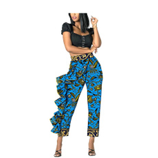Plus Size, waxprinted, africandre, pants