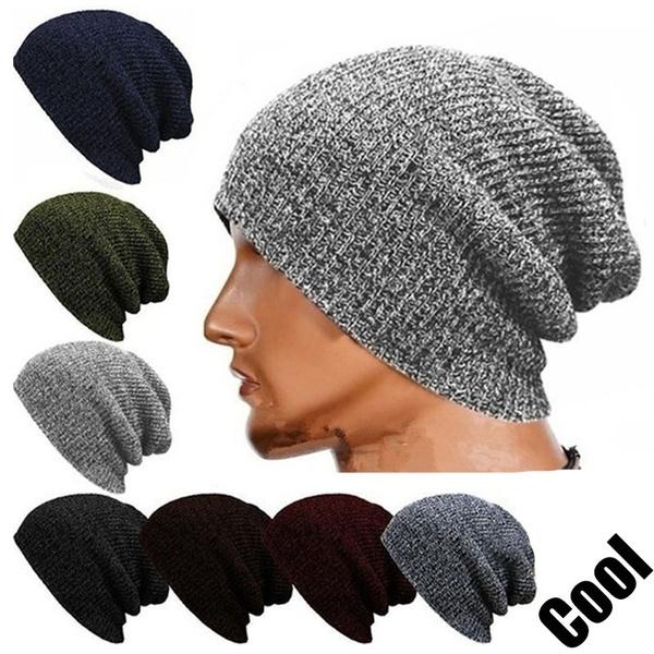 Cotton, Beanie, Outdoor, winter cap
