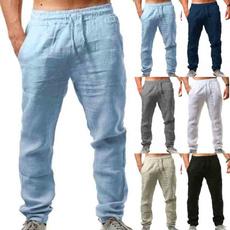 hot cotton, elastic waist, cottonlinen, Fashion