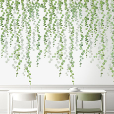 leafvine, decoration, artdecal, living room