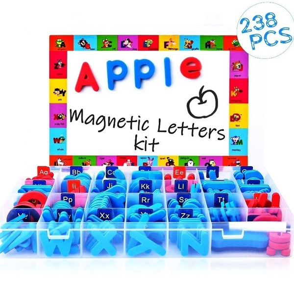 magneticletter, Box, plasticmagneticletter, abcmagnetsfortoddler