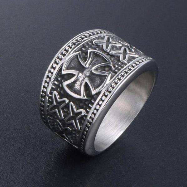 Couple Rings, golden, Gifts For Men, Heart