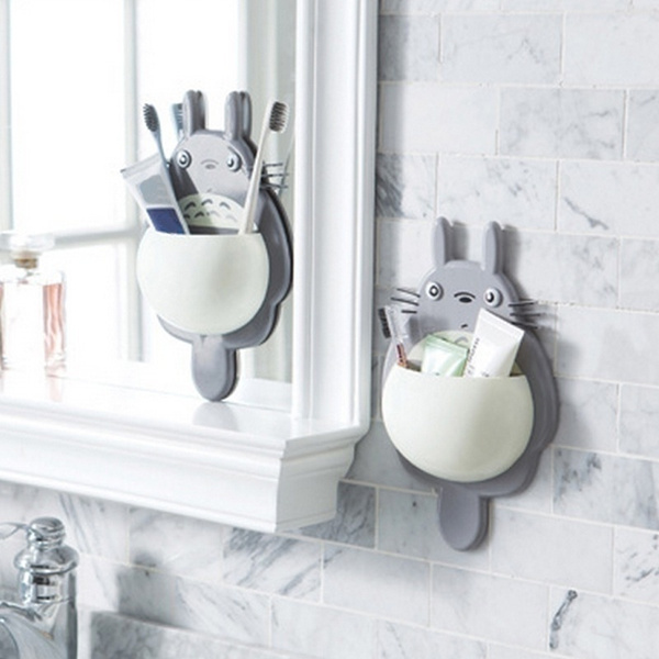 cute, Bathroom, Bathroom Accessories, Home Decor