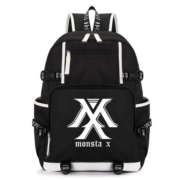 travel backpack, student backpacks, School, K-Pop